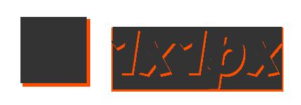 1x1px.me logo